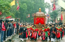 Five Moc villages' festival wins national intangible culture heritage status