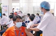 PetroVietnam: vaccination made top priority