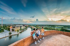 Exploring best destinations in Vietnam on foot