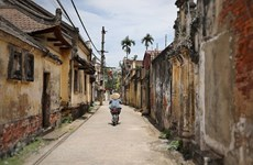 Cuu village preserves ancient values of Hanoi