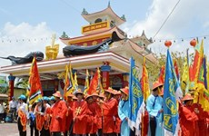 Nghinh Ong festival in Ca Mau province – beauty of community culture