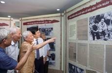 War reporters in revolutionary bases -  pride of revolutionary press