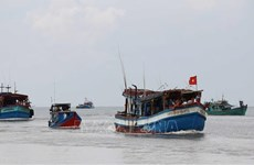 Fishing vessels to be closely controlled to end IUU