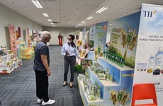 TH Group's Halal products promoted in Singapore