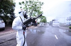 COVID-19: Vietnam on high alert as cases surge