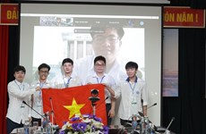 Vietnamese students shine at International Olympiads