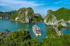 """Heritage Cruises tells story of Vietnam's """"King of Ships"""""""