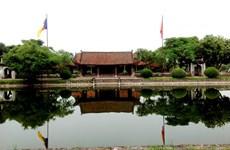Pagoda with unique architecture in north