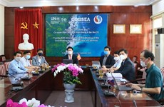 Vietnam calls for efforts in dealing with plastic pollution, ocean waste at IGM 25