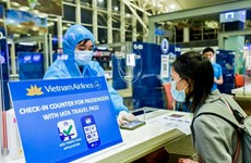 Travel Pass, higher COVID-19 vaccination rate allow Vietnam to resume flights: Insiders