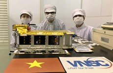 NanoDragon satellite and Vietnam's space dream