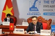 Looking back on Vietnam's ASOSAI Chair in 2018-2021 tenure
