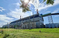 """Thai Binh thermal power company manages to implement """"dual targets"""""""