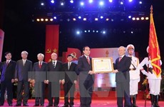 Communist Review honoured during 85th anniversary ceremony