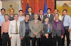 Embassy in US celebrates diplomacy sector anniversary