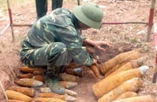 Association pledges more efforts to tackle UXO consequences