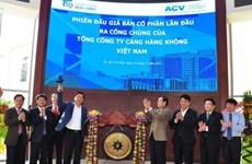 State-run airport operator raises over 49 mln USD in IPO