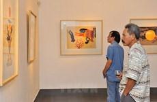 Vietnam, Laos, Cambodia enhance links in fine arts