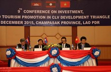 Joint Coordination Committee on CLV Development Triangle Area meets