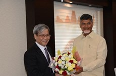 Indian state eyes multi-faceted cooperation with Vietnam