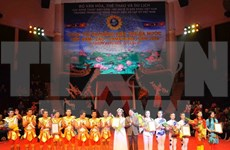 Vietnam-Laos Cambodia circus contest wraps up in Hanoi