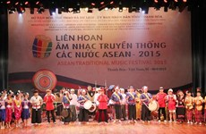 Joining hands for ASEAN unity in cultural diversity