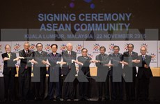ASEAN Community comes into being