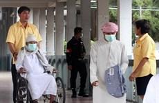 Thailand quarantines 33 in second MERS case
