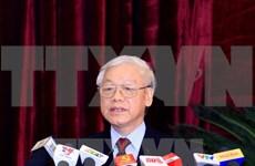 Biography of Party General Secretary Nguyen Phu Trong