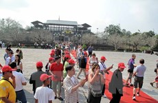 RoK supports first aid for tourists in Hue