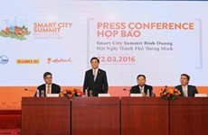 Binh Duong province to host Smart City summit