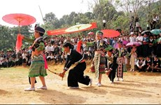 Ha Giang hosts second National Mong Festival