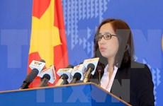 Foreign Ministry deputy spokeswoman clarifies citizen protection