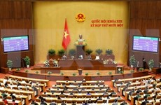 Officials' relief of parliament positions proposed