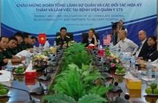 Vietnam, US seek stronger medical cooperation