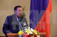Congratulations to newly-elected leaders of Laos