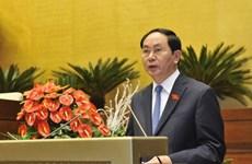 New leaders receive more congratulations