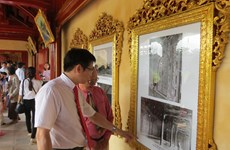 Photo exhibition on Nguyen dynasty held in Hue