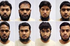 Singapore arrests eight for terror plot in Bangladesh