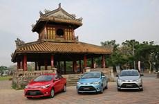 Toyota Vietnam sees upswing in April sales