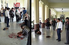 Explosion strikes Bangkok's central railway station