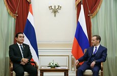 Thailand, Russia secure cooperation pacts