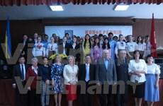 Ukraine workshop highlights Vietnam's struggle for independence