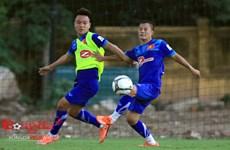 Vietnam beat Syria 2-0 in friendly match