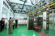 Irradiation centre set to bolster fruit production
