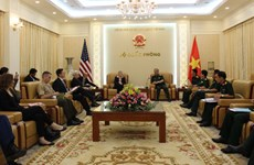 US boosts defence ties with Vietnam