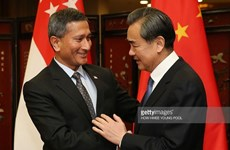 Singapore willing to connect ASEAN, China