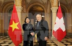 Vietnam, Switzerland seek boosted economic ties