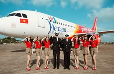 Vietjet welcomes 40th aircraft