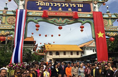 Vietnamese pagodas in Thailand help preserve culture